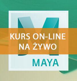 Szkolenie Online Maya – Animacje