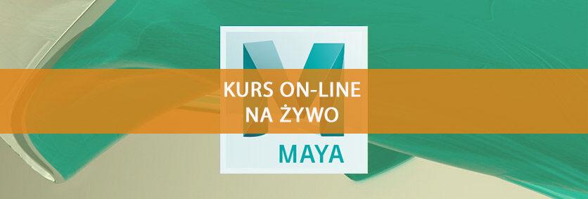 Kurs Maya online animacja postaci