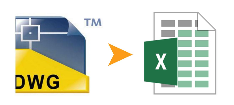 Autocad - Excel
