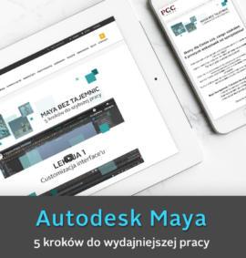 Kurs Maya: darmowy kurs wideo