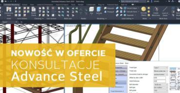 Advance Steel - konsultacje dedykowane