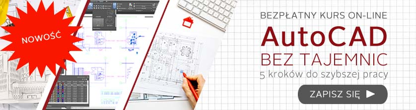 AutoCAD -Bezpłatny kurs on-line