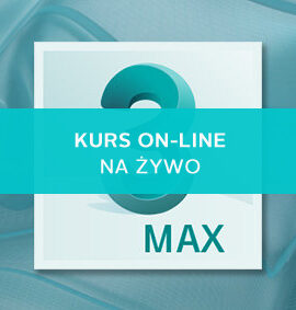 3ds Max kurs online – Poziom II