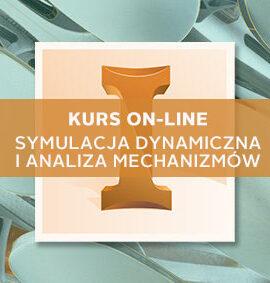 Inventor Symulacja Dynamiczna i Analiza Mechanizmów – kurs online