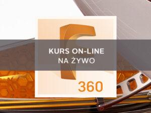Kurs online Fusion 360 CAM Toczenie