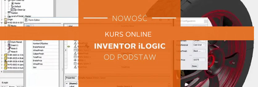 Inventor iLogic kurs online