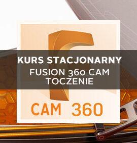 Szkolenie Fusion 360 CAM – Toczenie 2D – Podstawy