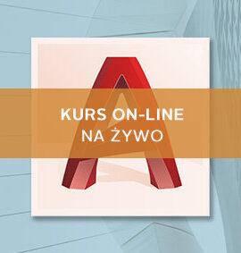 Kurs AutoCAD online – Poziom II