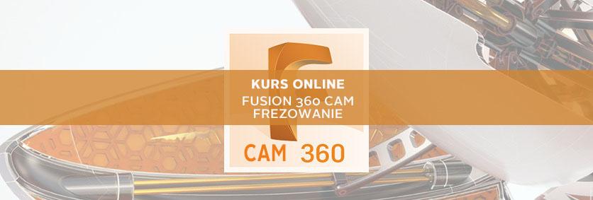 Szkolenie Fusion 360 cam frezowanie online