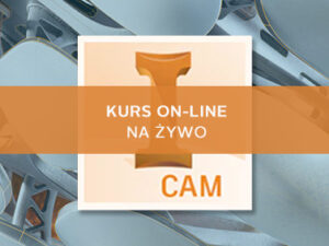 Inventor CAM kurs online frezowanie i toczenie