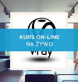Kurs online V-Ray – Fotorealistyczne Wizualizacje