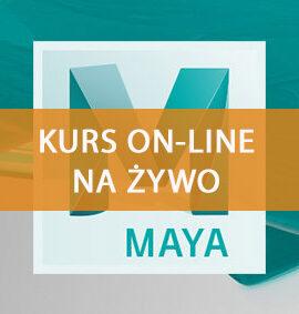 Szkolenie Maya Online – Podstawy