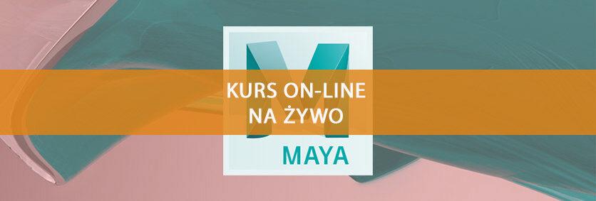 Kurs online Maya animacja techniczna