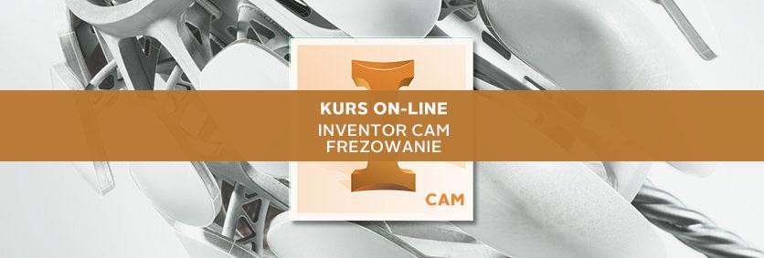 SzkolenieInventor CAM Frezowanie online