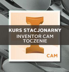 Szkolenie Inventor CAM (dawne HSM) – Toczenie 2D – Podstawy