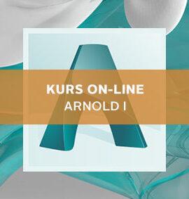 Kurs online Arnold – Poziom I – Podstawowy